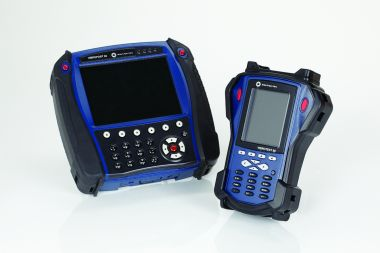 Vibration meters for industrial and plant applications